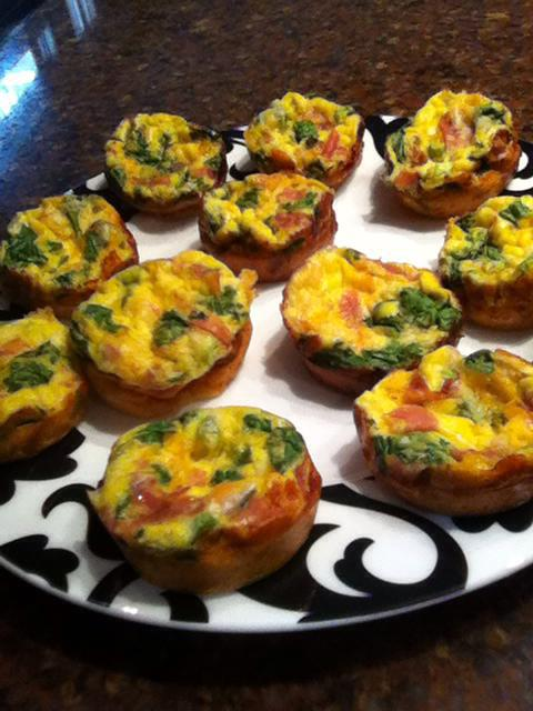 2012 11 11 Egg muffins