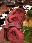 2012 11 27 Flank steak roulades