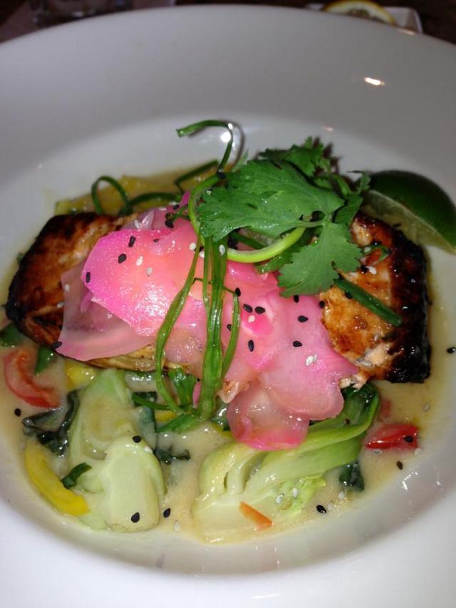 2013 02 22 Miso salmon