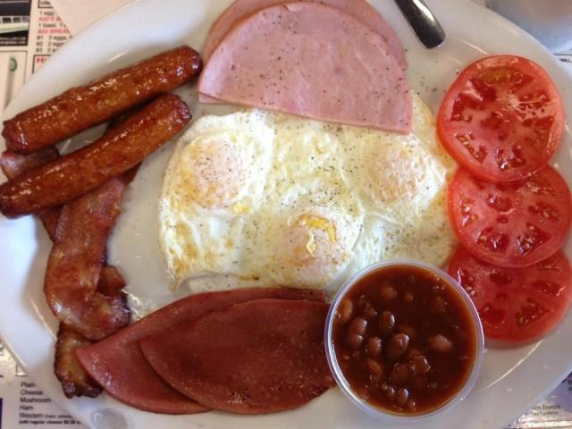 2013 05 19 Breakfast Harvs