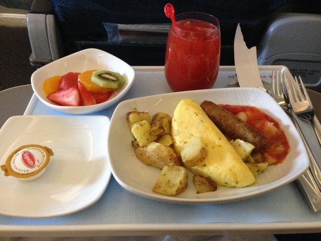 2013 11 10 Plane food