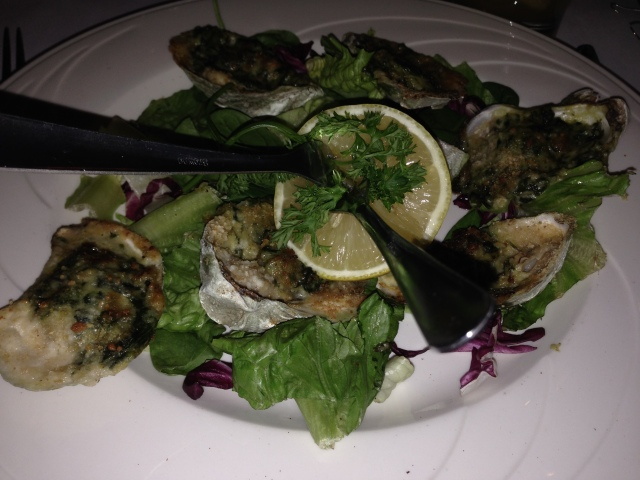 2013 12 31 Oysters rockafeller